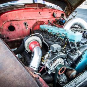 built turbo engine