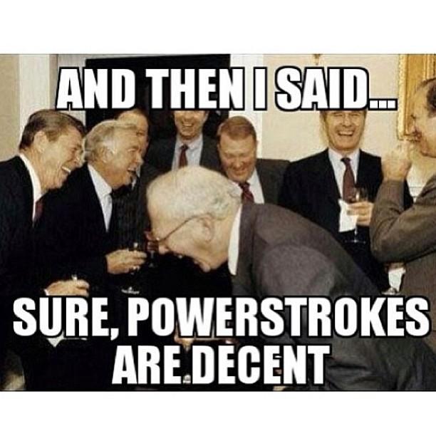 Funny Truck Memes  Ford Powerstroke Diesel Forum