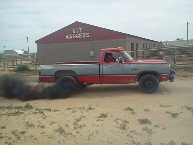 Rolling Coal Diesel Performance Cummins Diesel Rolling Coal